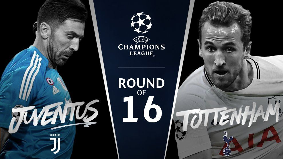 Match Retour Spurs vs Juve
