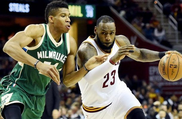 Bucks vs Cavs