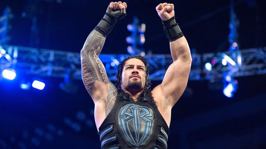 Roman Reigns de retour - Crédit photo : WWE