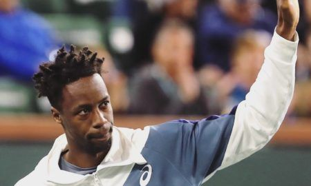 Gaël Monfils, Indian Wells 2019
