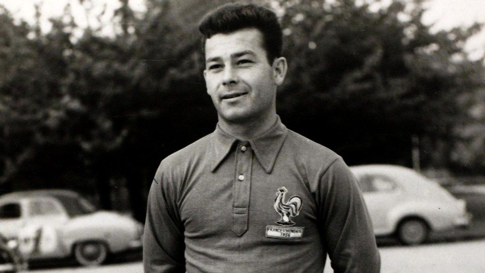 Dis-nous qui es-tu… Just Fontaine
