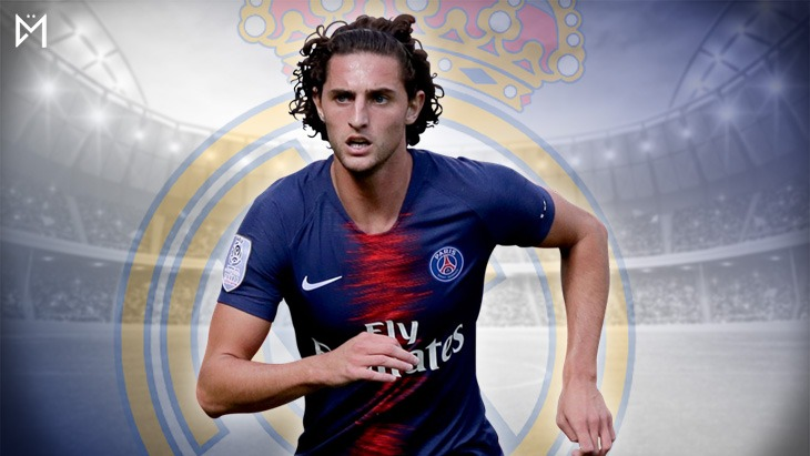 FOOTBALL MASCULIN MERCATO Rabiot-real
