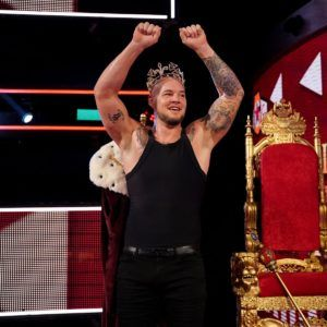 Baron Corbin en finale du King of The Ring