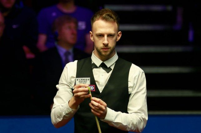 L'élégance made in snooker by Judd Trump