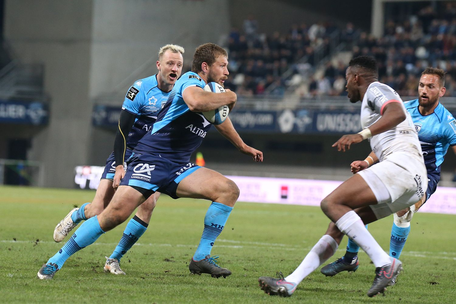 Top 14 : Montpellier - Toulouse