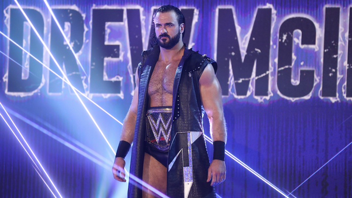 Interview avec Drew McIntyre, WWE Champion