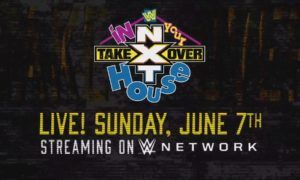 Poster NXT Takeover : In your House