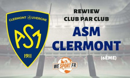 ASM Clermont Top 14