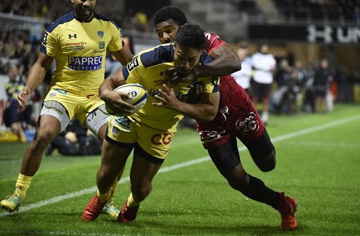 George Moala ASM Clermont