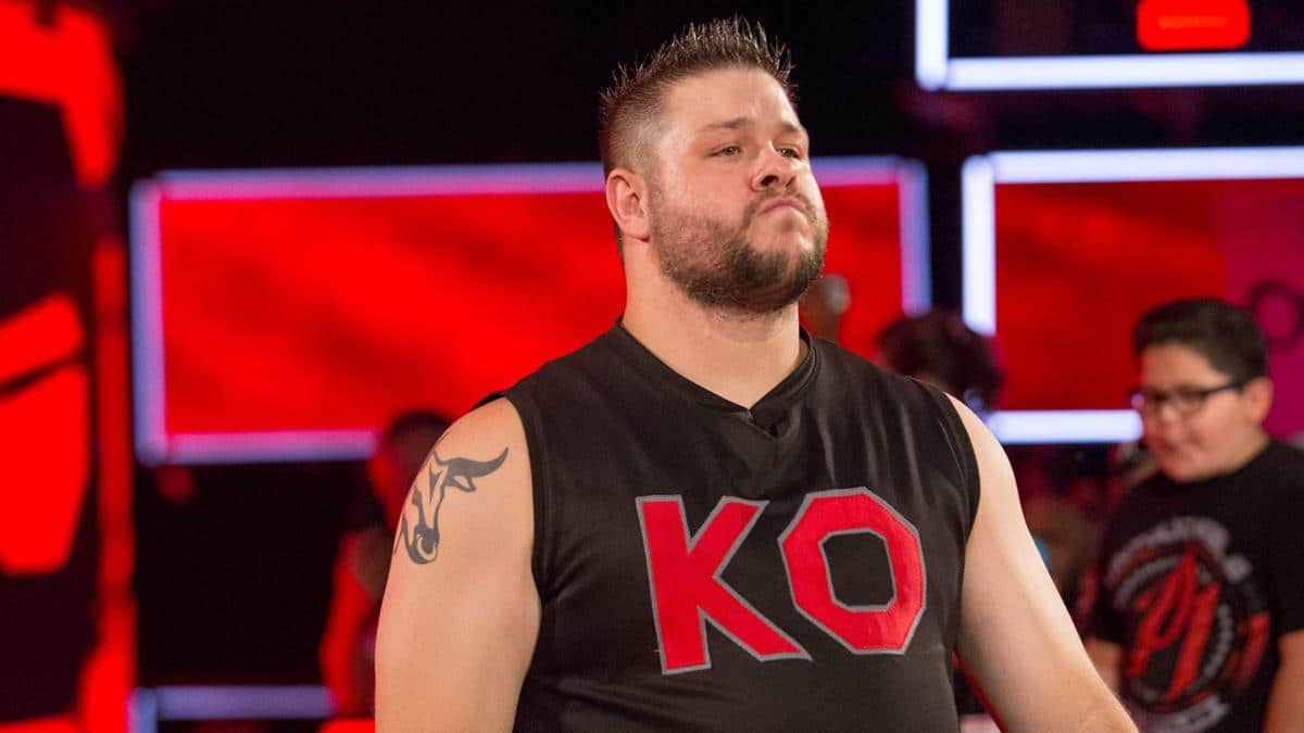 Kevin Owens absent