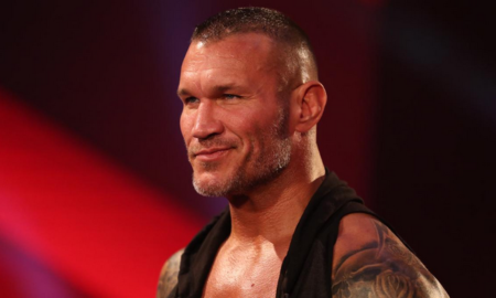 Randy Orton, avant WWE Backlash
