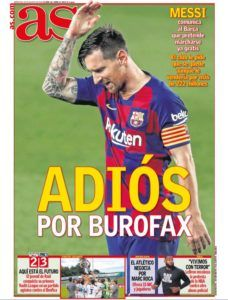 Messi - AS