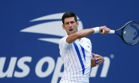 Novak Djokovic, US Open, 2020