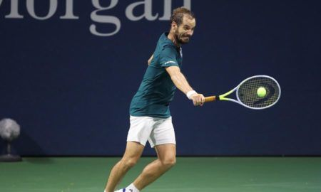 Richard Gasquet, US Open, 2020