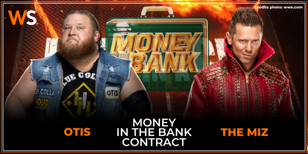 wwe money in the bank contract
