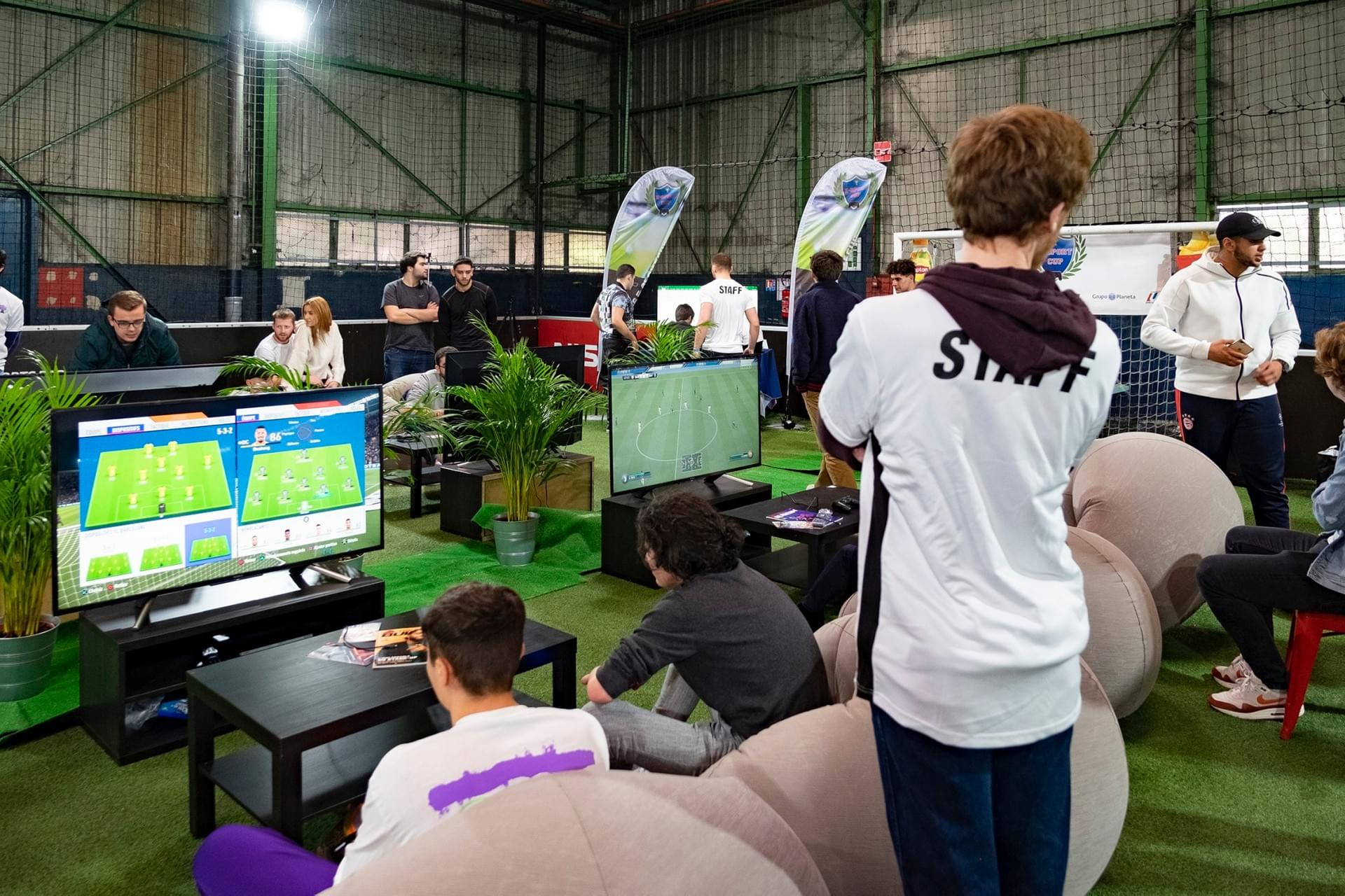 SMS E-SPORT CUP 2019