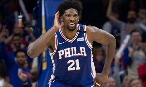 Joel Embiid commence fort !