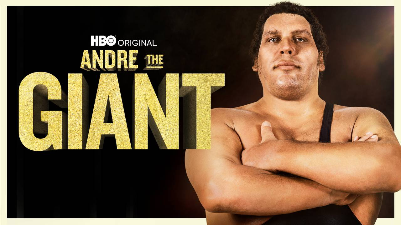 Andre the Giant HBO