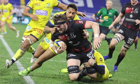 LOU vs Clermont
