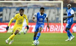 Ligue 2 Troyes Grenoble