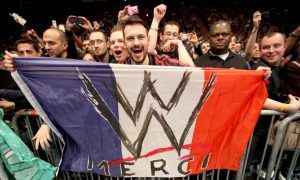 WWE Live Paris