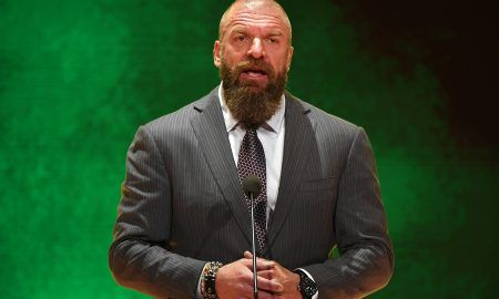 Triple H, Producteur de NXT