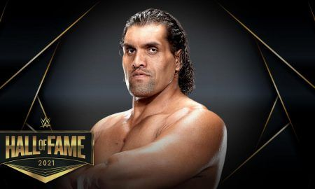 The Great Khali Hall of Fame 2021