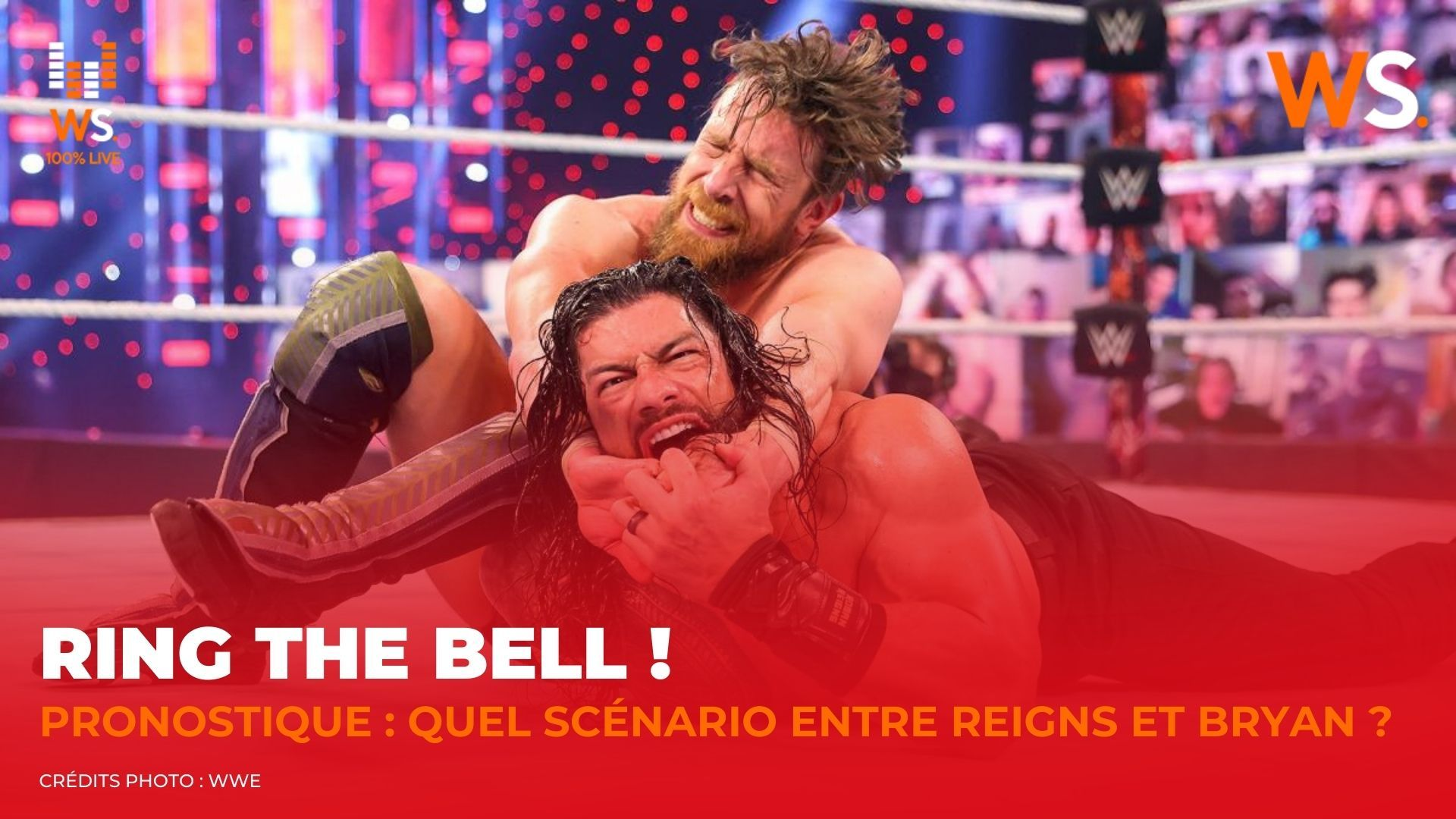 Couverture Ring The Bell