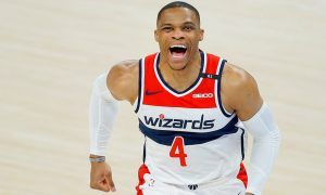 Russell Westbrook, Washington Wizards, 2020-2021