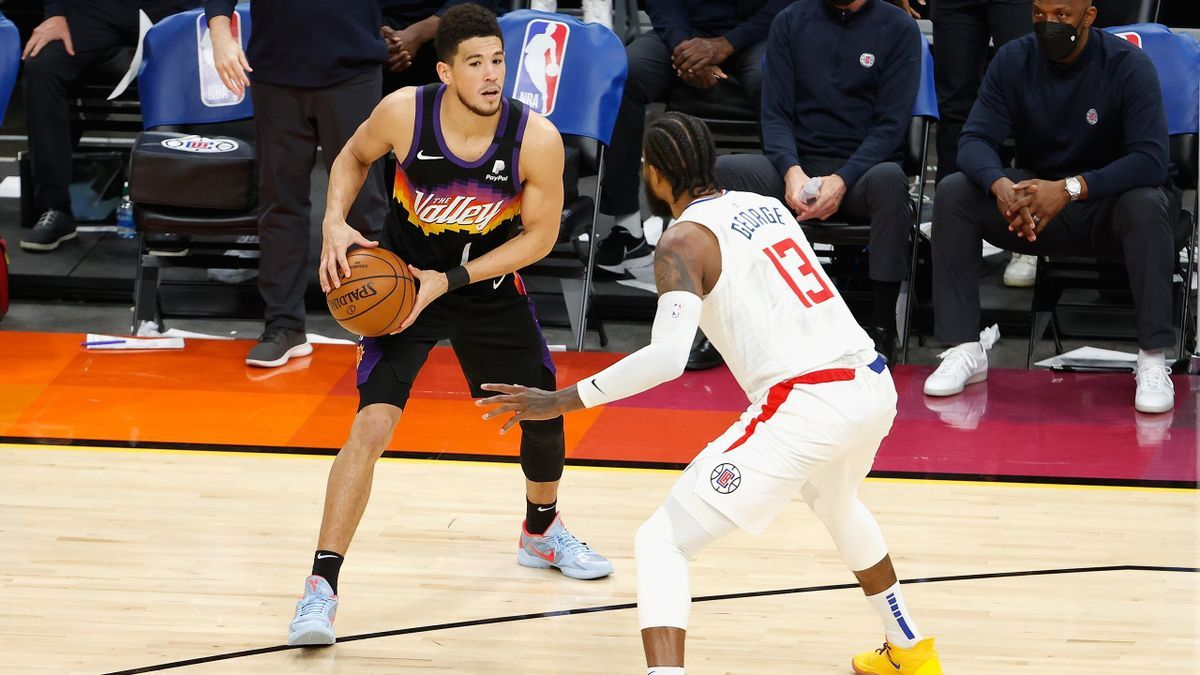 Devin Booker Clippers