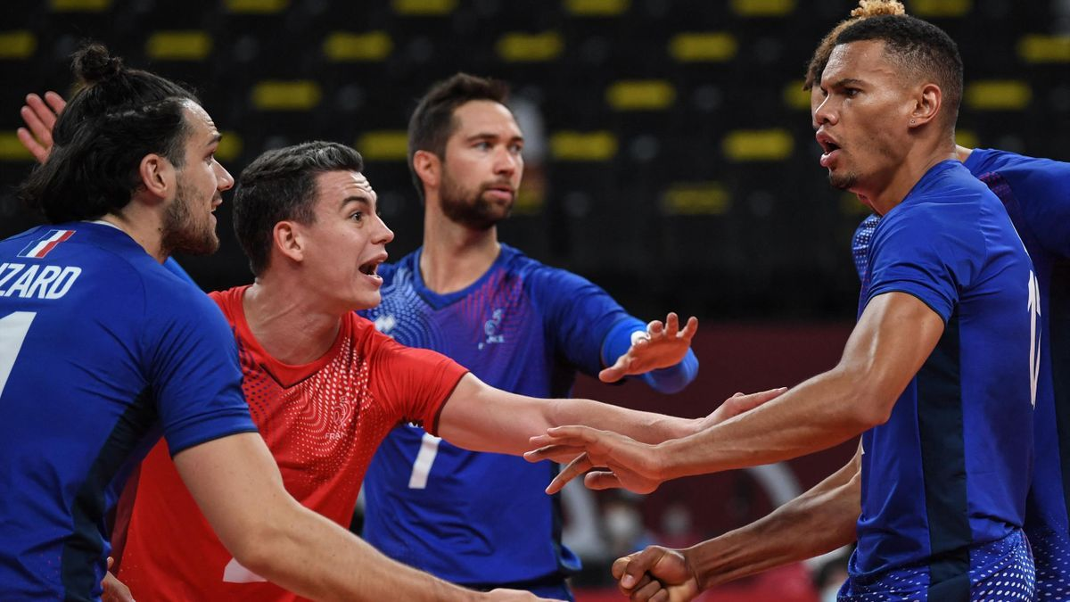 France volley