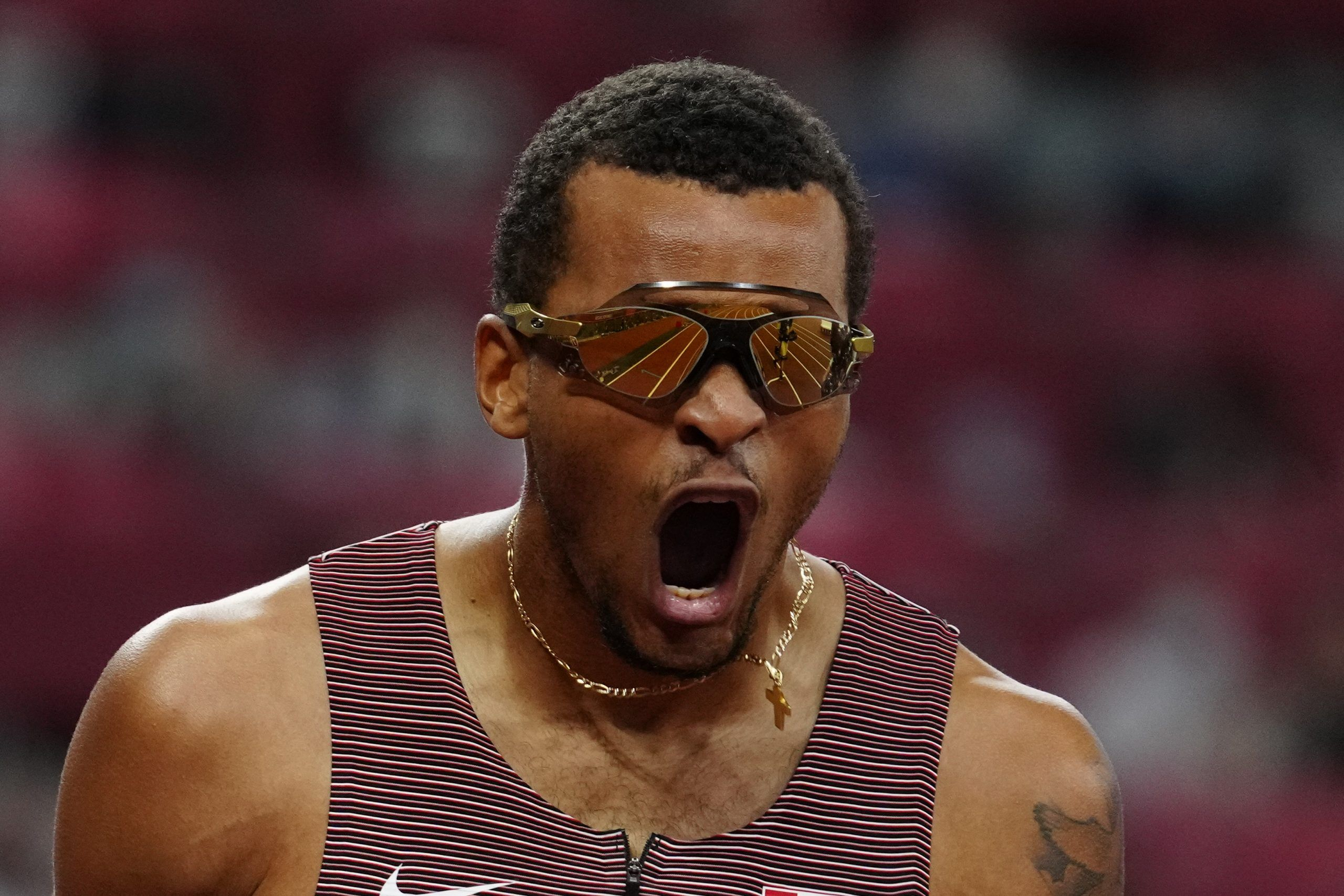 Athletics: De Grasse win, Bigot fifth on the hammer and Mayer on the onerous