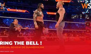 Review SummerSlam Ring the Bell